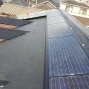 太陽光発電設置写真