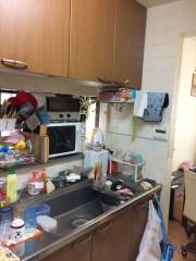 キッチン前②