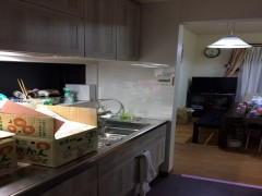 キッチン後②