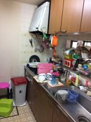 キッチン前①