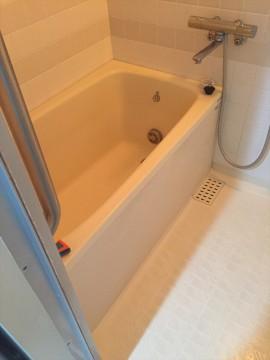 施工前お風呂