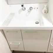 施工後洗面台 (2)