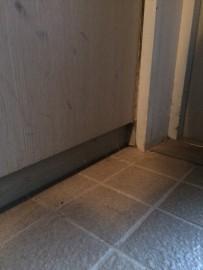 玄関タイル2