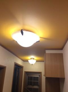 a玄関天井