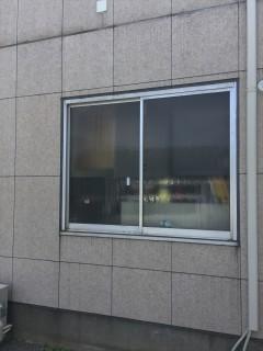 A窓施工前