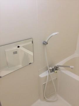 シャワー水栓施工前