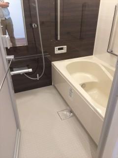 浴室-1後