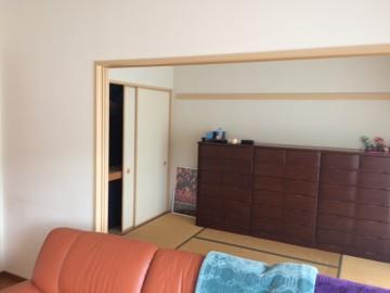 before和室