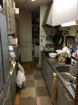 キッチン施工前_01