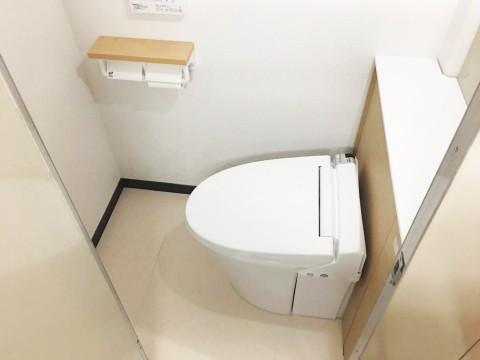 トイレ施工後01