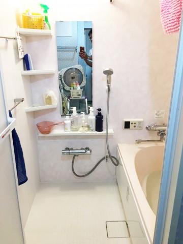 浴室施工後R