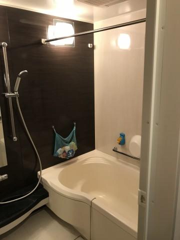 浴室施工前①