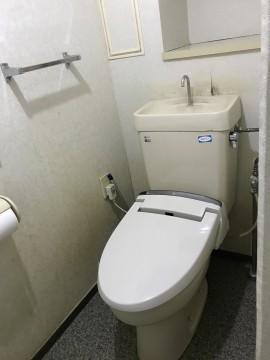 トイレ BEFORE_fix