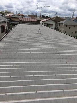 屋根前fix