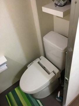 トイレ前fix