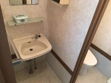 トイレ前1fix