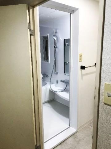 浴室fix