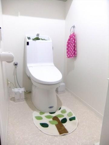 トイレ改装後