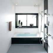 窓、浴室写真