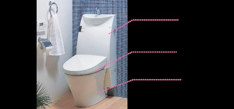 トイレの機能